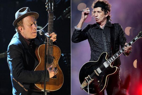 Tom Waits & Keith Richards