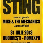 Poster_Sting_Bucuresti_Romexpo_iulie_2013