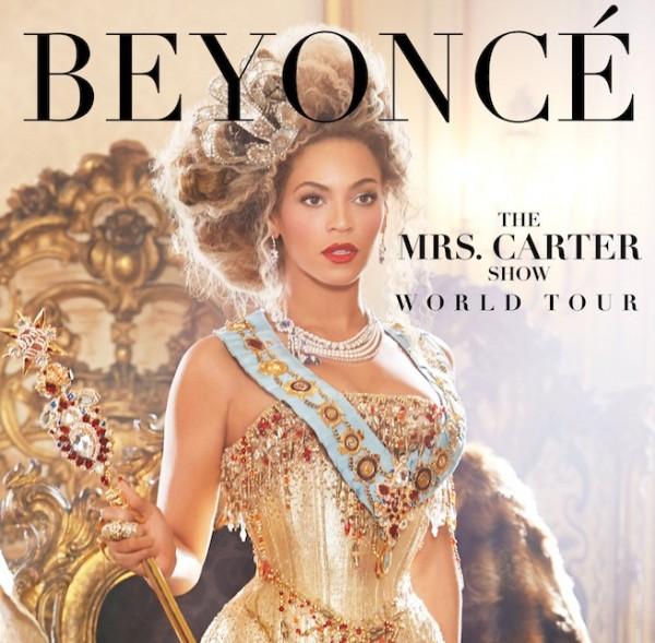 Turneu mondial Beyonce - Mrs Carter Show 2013