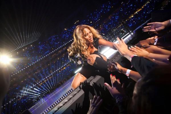 Beyonce la Super Bowl 2013