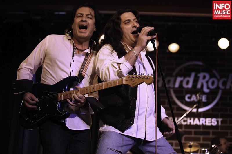 Concert Krypton Reunion in Hard Rock Cafe