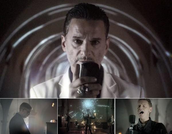 Secventa din videoclipul Depeche Mode - Heaven
