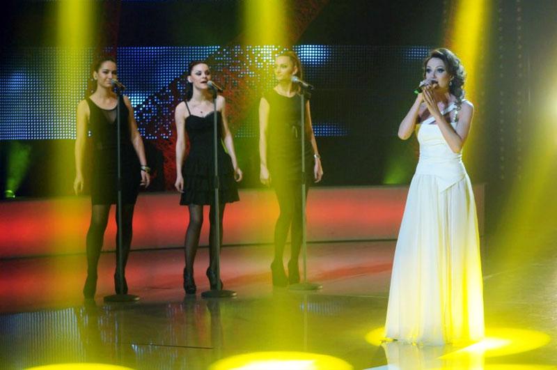 Diana Hetea in semifinala Eurovision 2013 - Romania