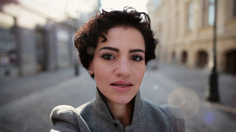"Dorotheea Petre - secvență din videoclipul ""Human Emotion"""