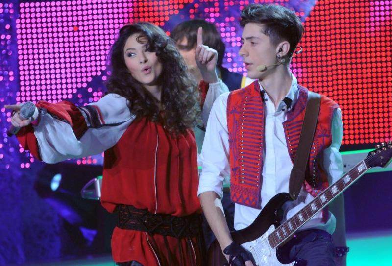 Edict in semifinala Eurovision 2013 - Romania
