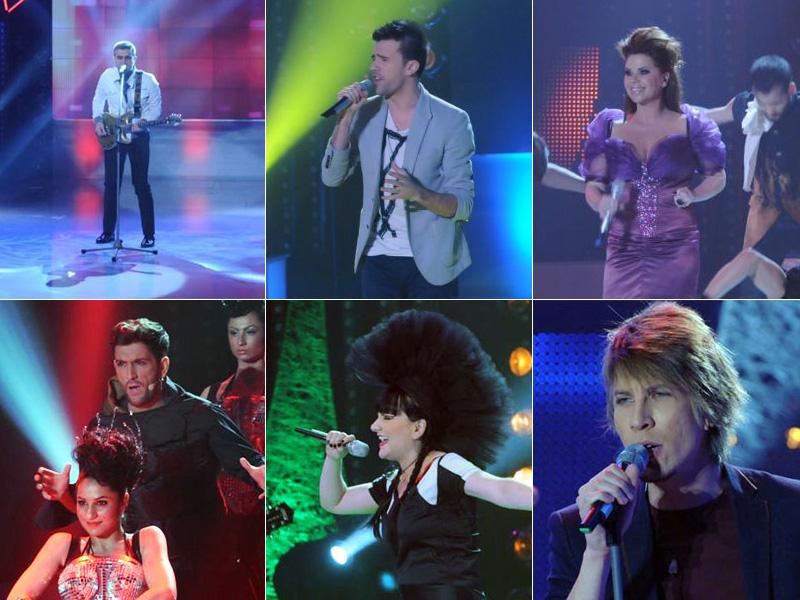 Primii finalisti la Eurovision 2013 - Selectia nationala