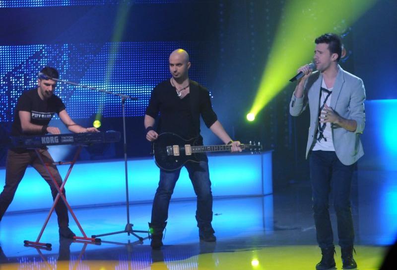 FreeStay in semifinala Eurovision 2013 - Romania