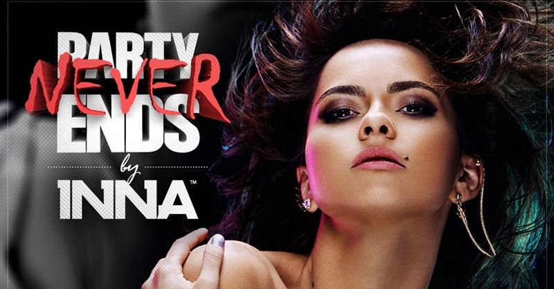 "Inna - ""Party Never Ends"""