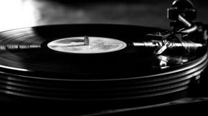 Music on vinil