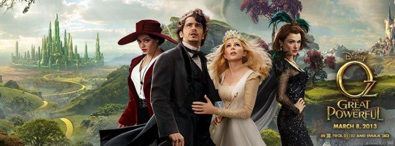 Oz: The Great and Powerful are premiera în cinematografele din România pe 8 martie 2013