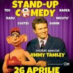 Poster Gala Premiilor Stand-Up Comedy 3 la Cinema Patria, București, 26 aprilie 2013