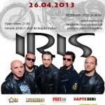 poster-concert-club-ageless-bucuresti-iris-26-aprilie-2013