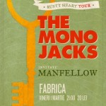 poster-concert-club-fabrica-The Mono-Jaks-1-martie-2013