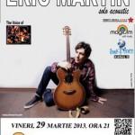 poster-concert-hard-rock-cafe-bucuresti-eric-martin-29-martie-2013