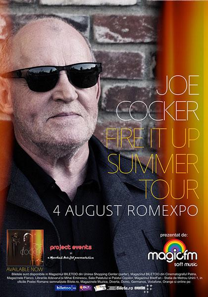 Concert Joe Cocker