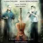 """Poster Spectacol """"Dar din dragoste"""" la Sala Palatului din București pe 6 martie 2013"""