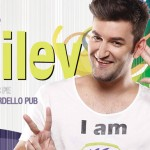 Poster Concert Smiley în True Club din București pe 15 februarie 2013