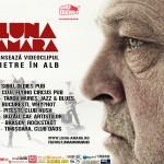 Poster turneu Luna Amară - prezentare clip Pietre în Alb 2013