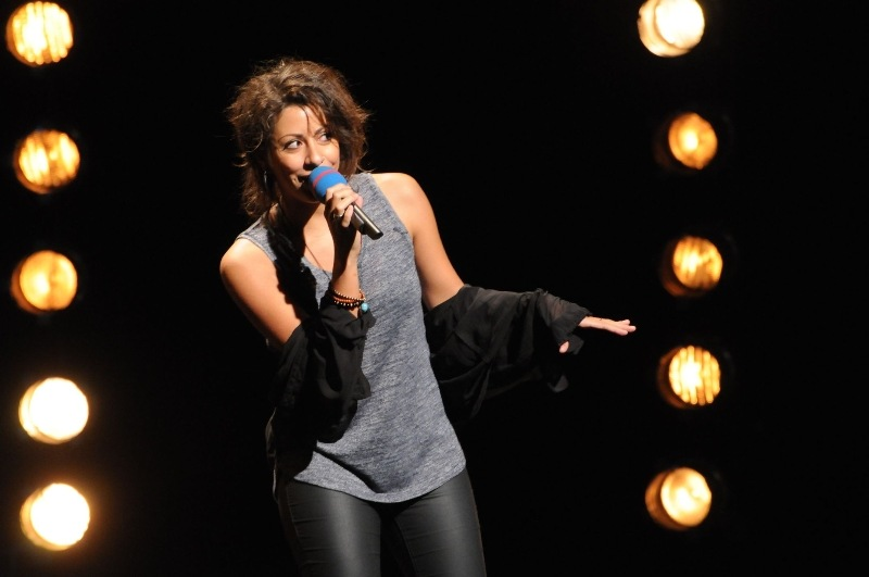 Renee (Santana) s-a calificat pentru semifinalele Eurovision 2013