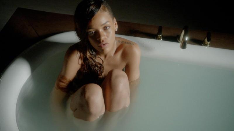 Secvență clip Rihanna -