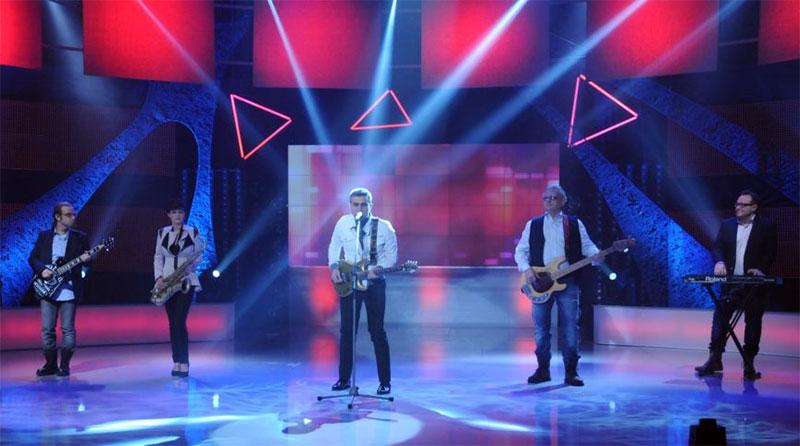 Robert Turcescu / Casa Presei in semifinala Eurovision 2013 - Romania