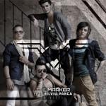 """The Marker feat. Silviu Pașca - """"6 vieți"""" Copertă single"""