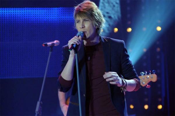 Tudor Turcu in semifinala Eurovision 2013 - Romania