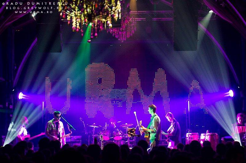 Urma Live 29 martie 2011 - Foto: Radu Dumitrescu