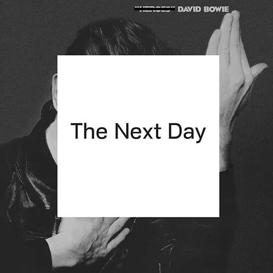 "Coperta albumului ""The Next Day"" marca David Bowie"