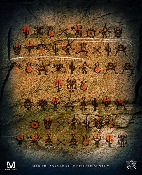 Mesajul criptat al formației Empire Of The Sun