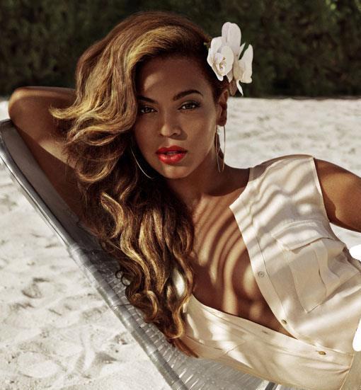 Beyonce este noua imagine H&M