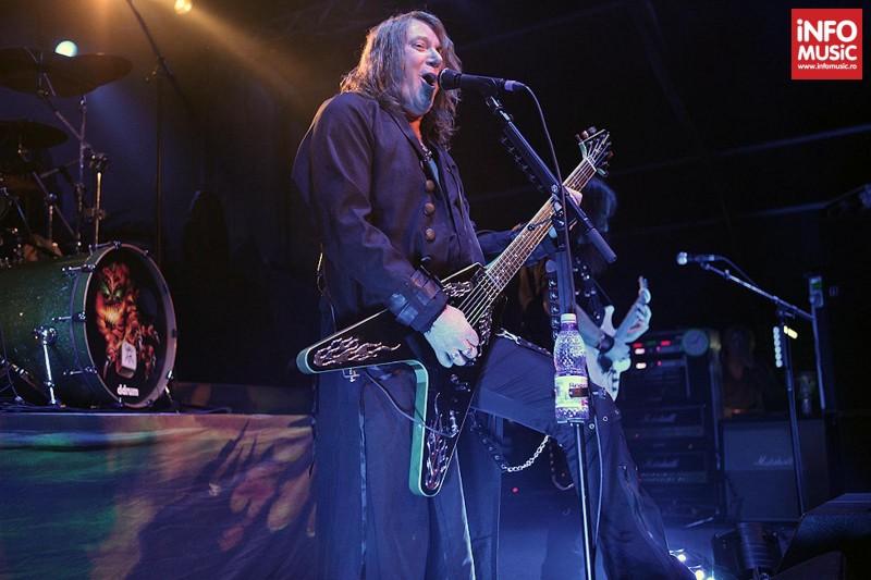 Concert Gamma Ray la Arenele Romane alaturi de Helloween