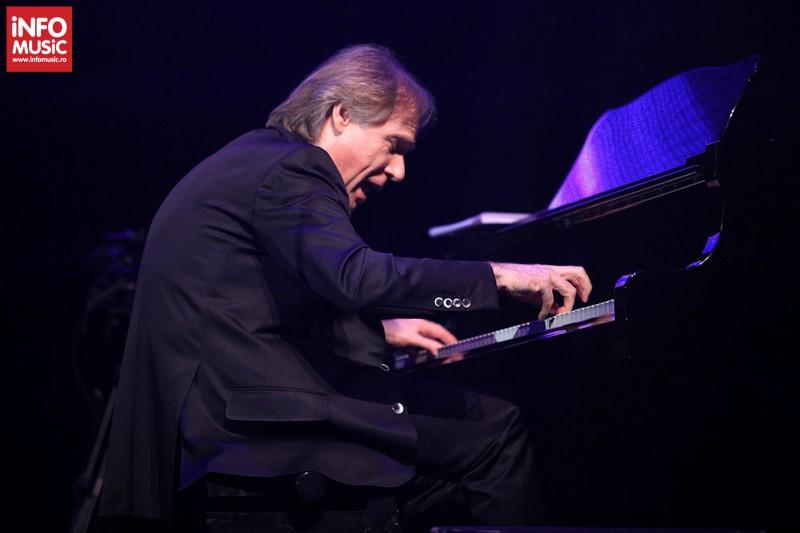 Concertul Richard Clayderman de la Sala Palatului de pe 21 martie 2013