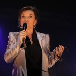 Dani Klein, solista Vaya Con Dios la București