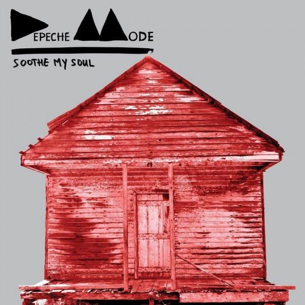 "Depeche Mode - ""Soothe My Soul"" -artwork"