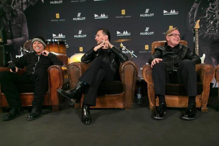 Depeche Mode @ Berlin 18 martie