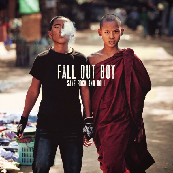 """Fall Out Boy - """"Save Rock & Roll"""""""