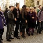 Flashmob Laura Stoica 2013