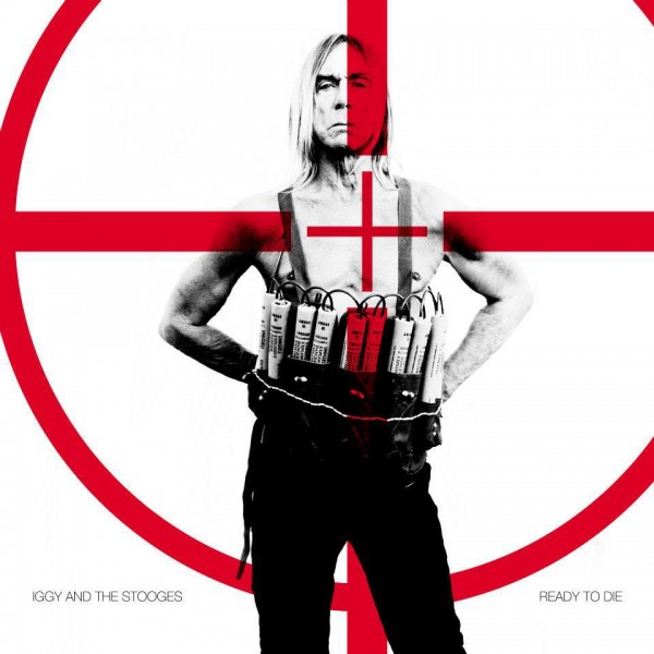Coperta noului album Iggy Pop & The Stooges