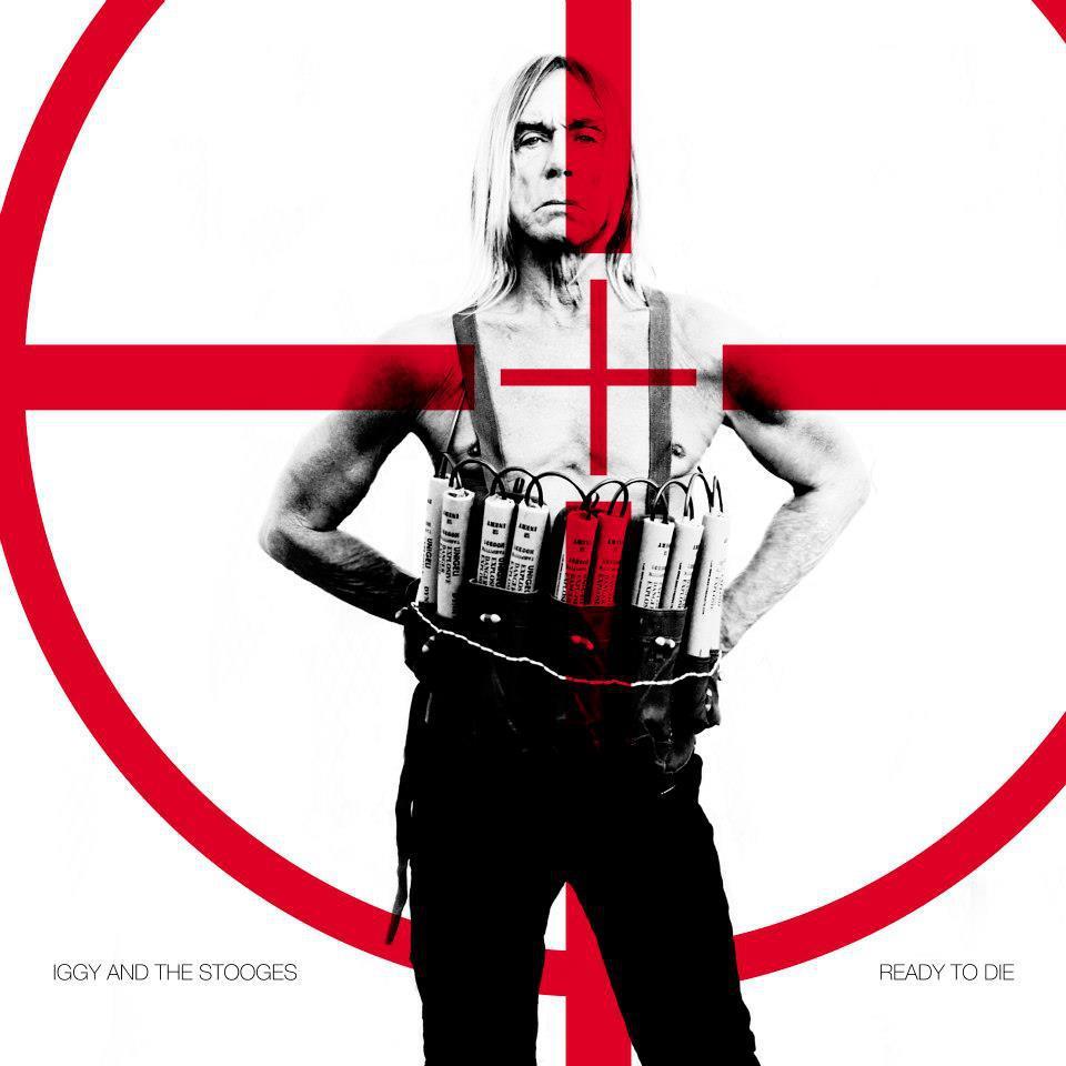 Coperta noului album Iggy Pop & The Stooges