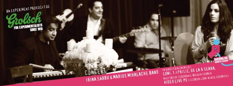 Irina Sârbu & Marius Mihalache Band