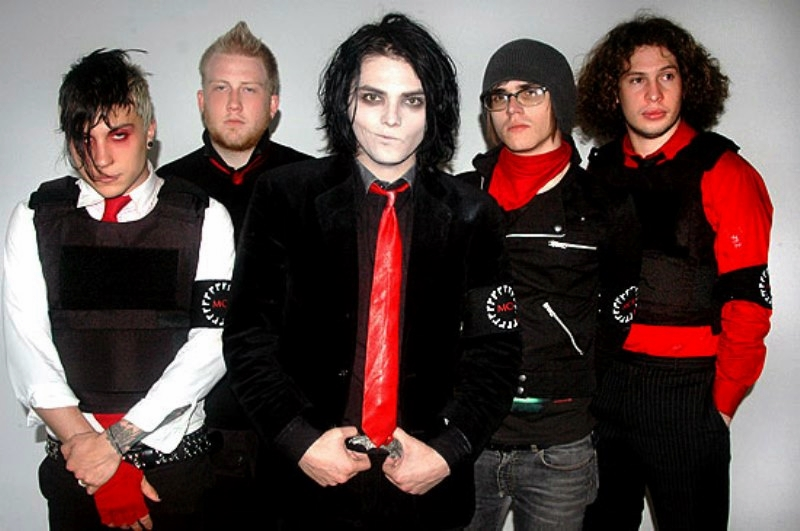 My Chemical Romance 2001