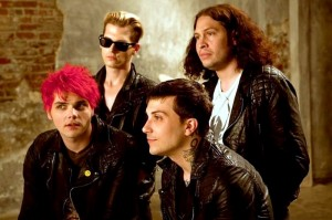 My Chemical Romance 2011