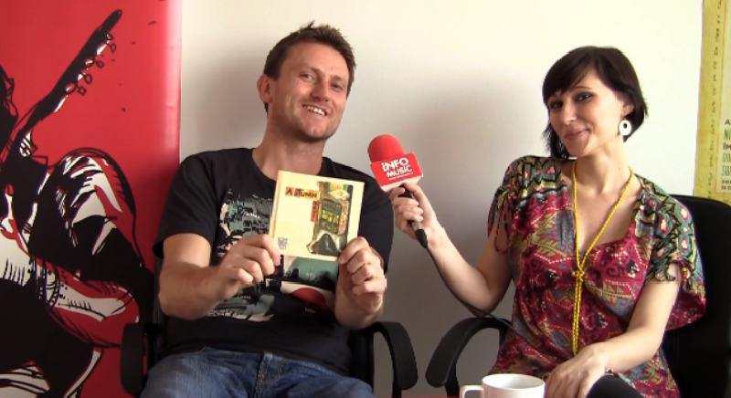 Nick Făgădar - Video Interviu InfoMusic