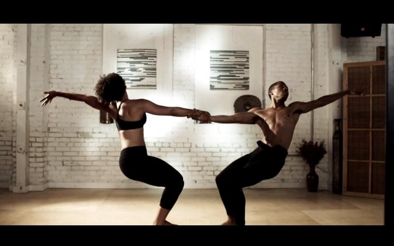 "Secvență clip Nneka - ""Restless"""