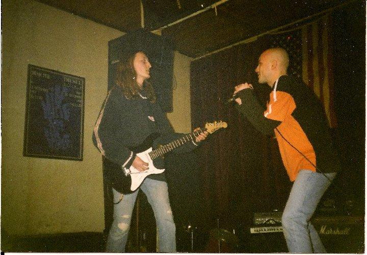 Omul cu Șobolani - Concert Big Mamou 1998