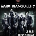 Dark Tranquillity va susține un concert la București pe 3 mai