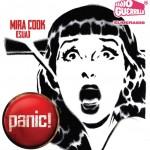 Poster concert EMIL in Panic pe 16 martie 2013