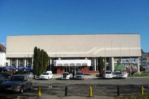 Sala Sporturilor Bistrița din Bistrița