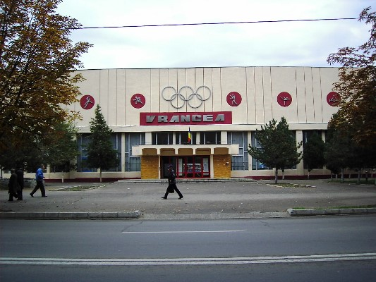 Sala Sporturilor Vrancea din Vrancea